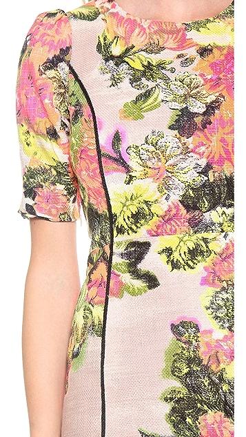 Line & Dot Organic Slim Dress