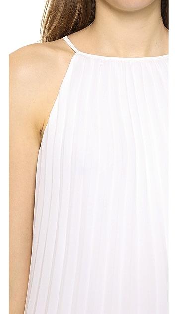Line & Dot Summer Pleats Dress