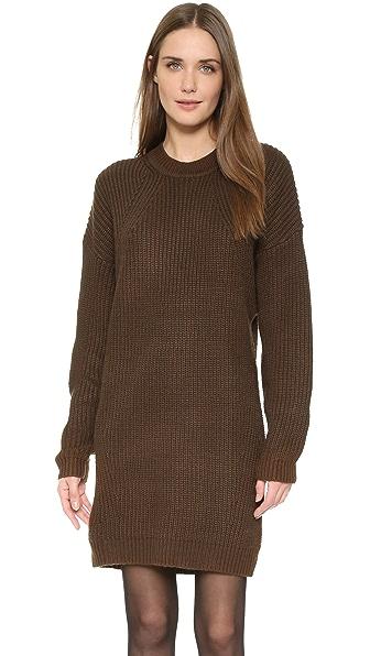Line John & Jen Oversized Sweater Dress - Gi Joe