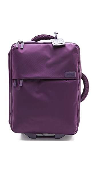 "Lipault Paris Foldable 22"" Wheeled Carry On Bag"