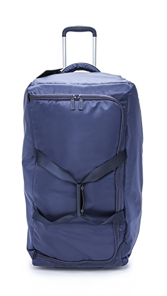 "Lipault Paris Foldable 2 Wheeled 30"" Duffel Bag"
