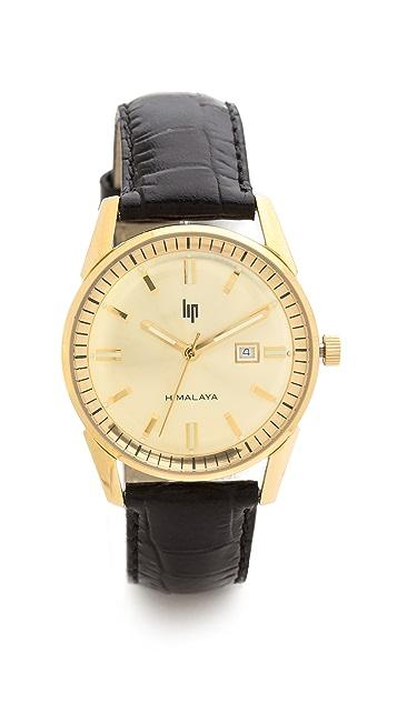 LIP Watches Himalaya 1960 Date Watch