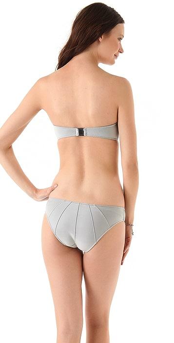 Lisa Marie Fernandez The Bev Bikini Set