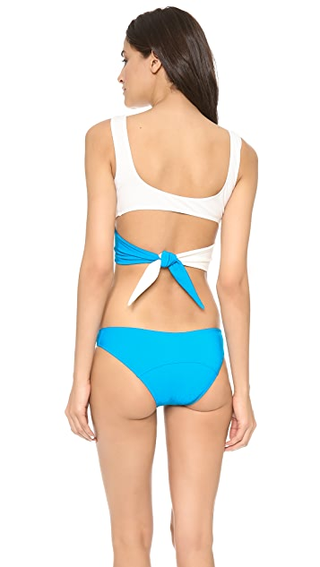 Lisa Marie Fernandez Marie-Louise Bikini Set
