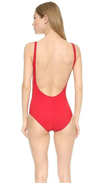 Lisa Marie Fernandez Jasmine Swimsuit