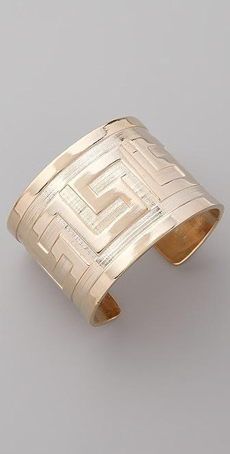 Lisa Stewart Jewelry Modern Myth Cuff