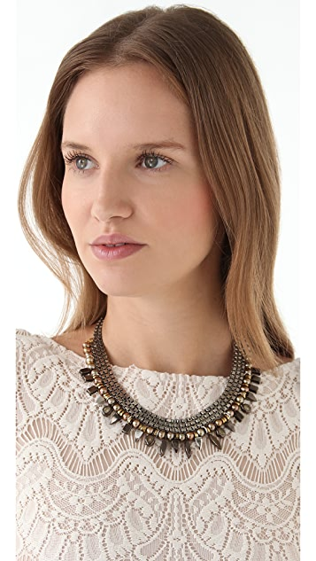 Lizzie Fortunato The Bentley Necklace