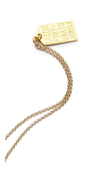 Lizzie Fortunato The Classic Necklace