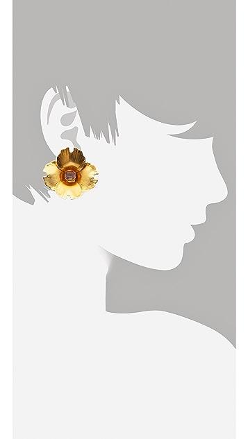 Lizzie Fortunato Age of Innocence Earrings