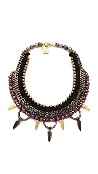 Lizzie Fortunato The Eccentric Darling Necklace