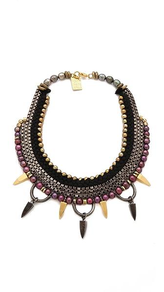Lizzie Fortunato The Eccentric Darling Necklace