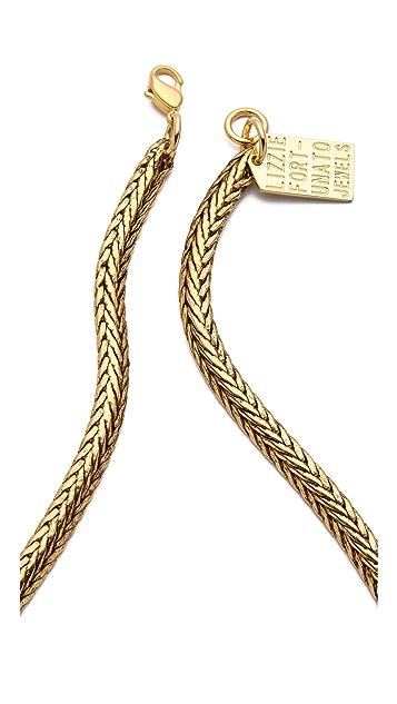 Lizzie Fortunato The Paris Boulevard Necklace