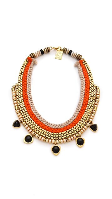 Lizzie Fortunato Sacred Valley Necklace