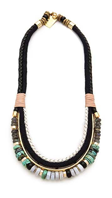 Lizzie Fortunato Mesa II Necklace