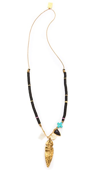 Lizzie Fortunato Fortune Teller Necklace