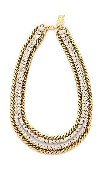 Lizzie Fortunato Unzipped Necklace