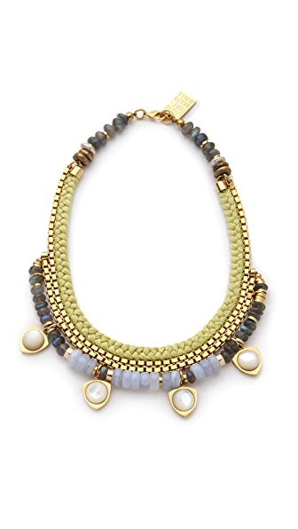 Lizzie Fortunato Sun Prairie Necklace
