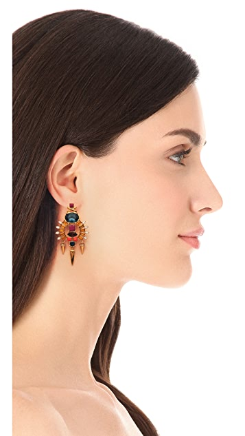 Lizzie Fortunato City Landscape Earrings