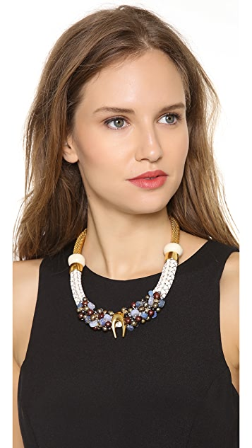 Lizzie Fortunato The Historic Modern Necklace