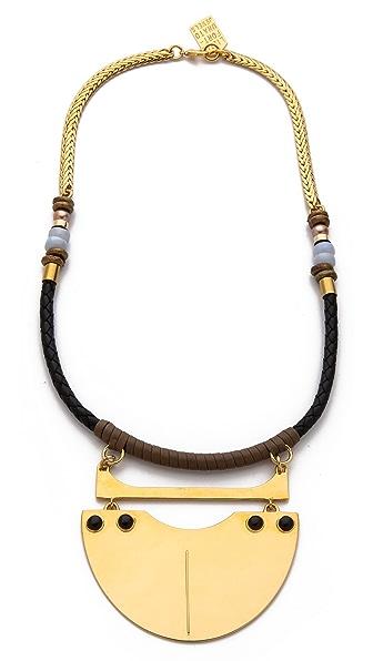 Lizzie Fortunato Le Smoking II Necklace