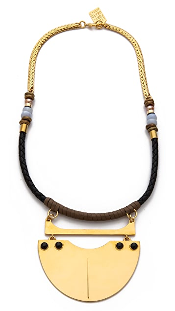 Lizzie Fortunato Le Smoking II Necklace