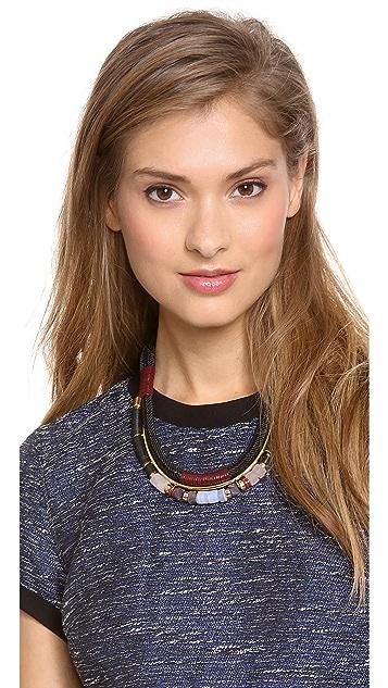 Lizzie Fortunato The Working Uniform Necklace