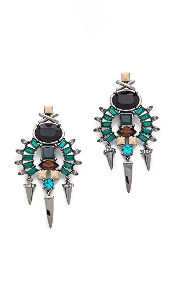 Lizzie Fortunato Perfecto 613 Earrings