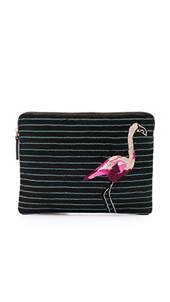 Lizzie Fortunato Safari Clutch