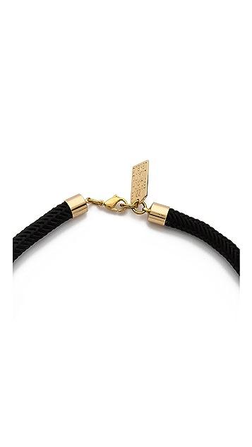 Lizzie Fortunato Get Lucky Necklace