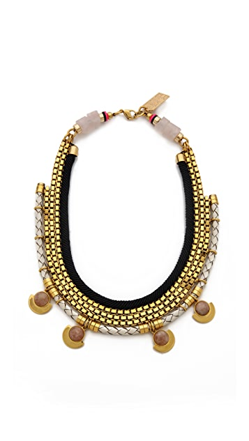 Lizzie Fortunato Sunset Necklace