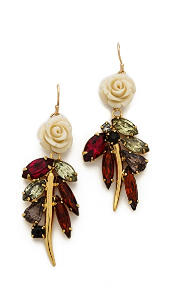Lizzie Fortunato Revelry Earrings