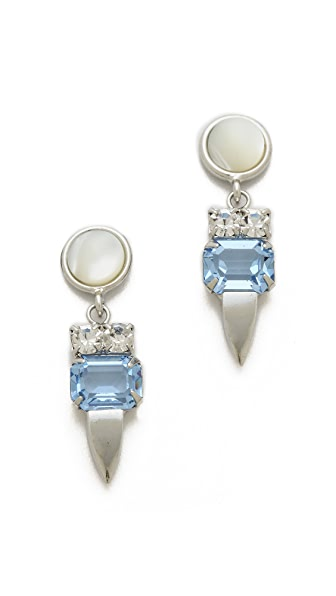 Lizzie Fortunato Electric Cool Earrings