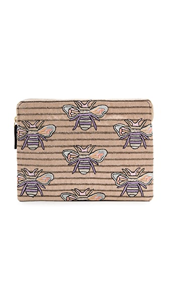 Lizzie Fortunato Buzz Safari Clutch