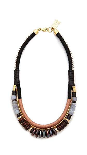 Lizzie Fortunato The Working Uniform II Necklace