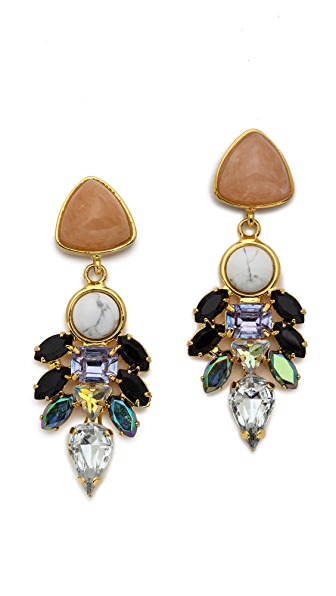 Lizzie Fortunato Le Palace Earrings