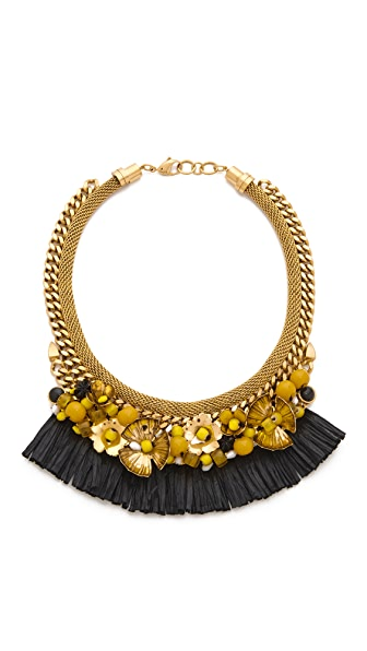 Lizzie Fortunato Hula Necklace