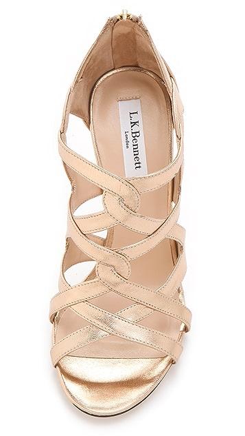 L.K. Bennett Alanise Sandals