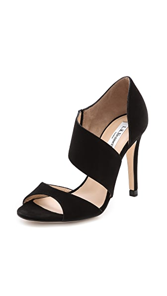 L.K. Bennett Agnes Asymmetrical Sandals