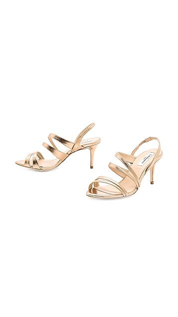 L.K. Bennett Addie Strappy Sandals