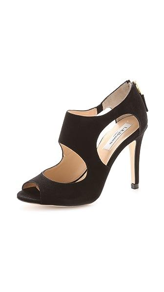 L.K. Bennett Alma Cutout Sandals