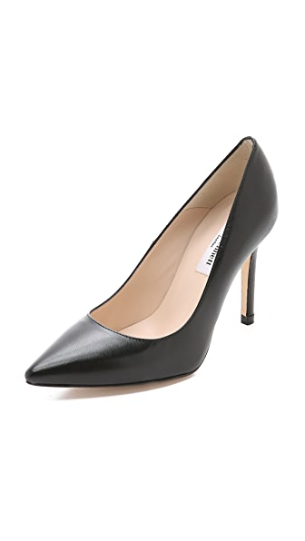 L.K. Bennett Fern Pointy Toe Pumps