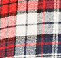 Checked Red/Navy