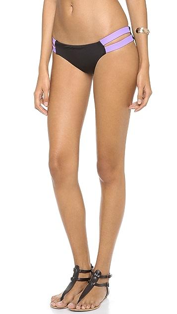 Lisa Lozano Sporty Hipster Bikini Briefs
