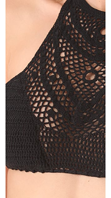 Lisa Maree Elevated Landing Crochet Bikini