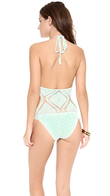 Lisa Maree The Past Rerun One Piece Swimsuit