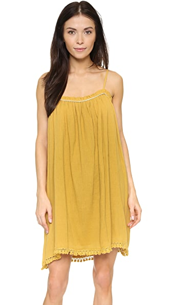 Louise Misha Citron Dress