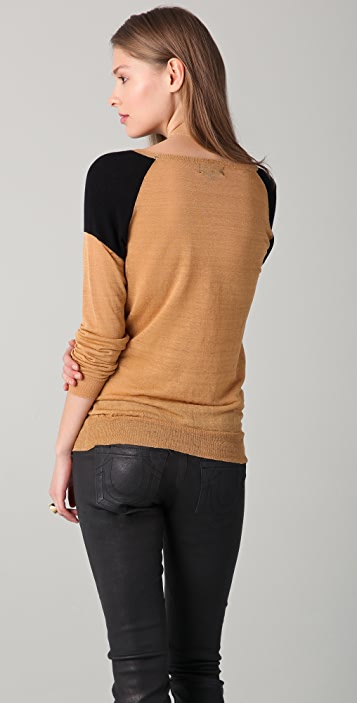 Le Mont St. Michel Pullover Sweater