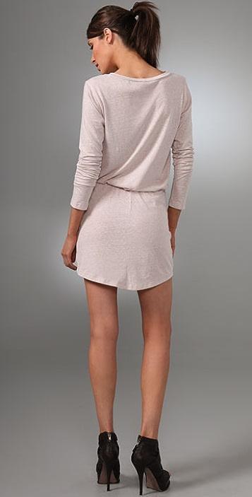 LNA Elastic Waist Dress