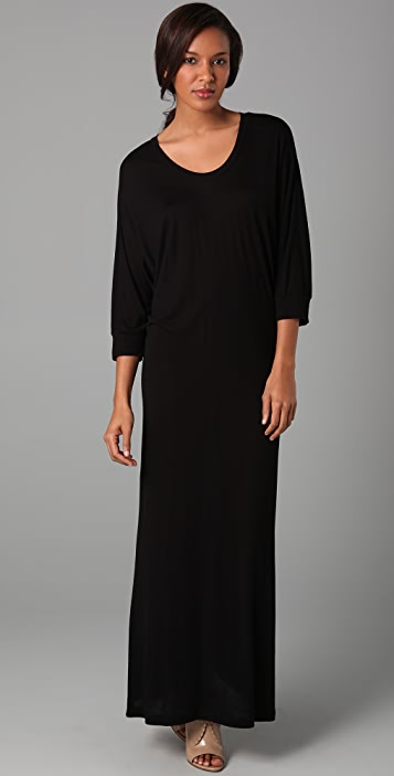 LNA Roper Long Dress