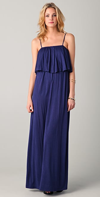 LNA Studio Maxi Dress